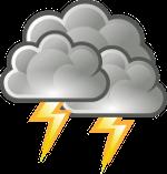 Icon thunderstorm