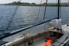 Am Veerse Meer kann man segeln gehen