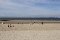 Viel Platz für Sport, Spaß und lange Spaziergänge am Strand