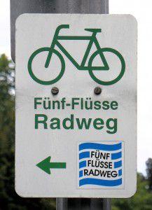 Radweg in Pommelsbrunn