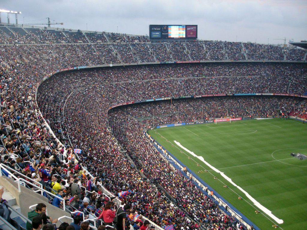 Stadion von Barcelona