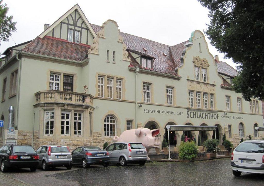 Das Schweinemuseum in Stuttgart