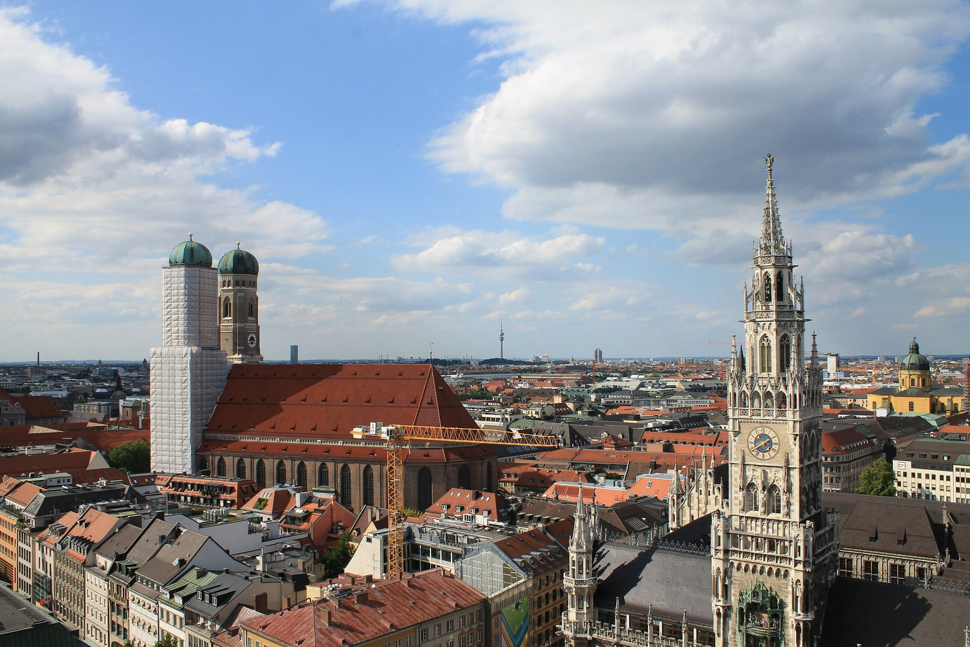 Furnished Apartments In Germany