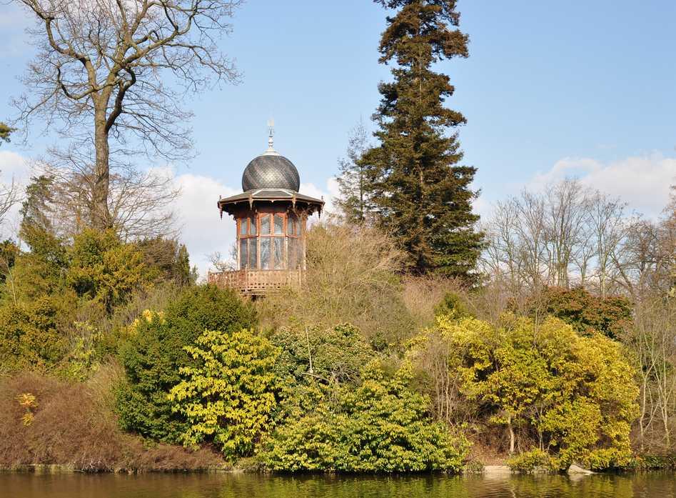 Kurze Verschauf-Pause im Bois de Boulogne (Bild: Wikipedia)