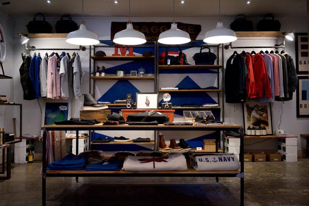 Bild von Flagship Store zum Shopping in Berlin