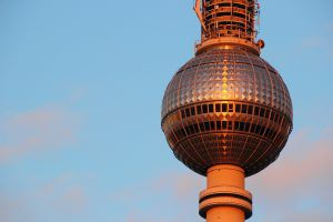 Turmkugel des Fernsehturms