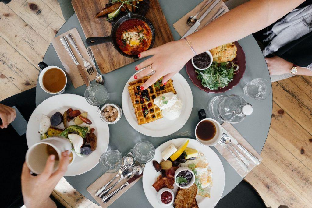 Frühstück im Hotel: Nicht überall dabei