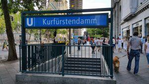U-Bahnstation Kurfürstendamm