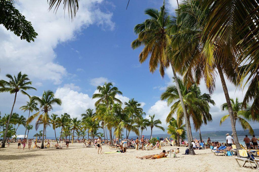 Nicht jedermanns Geschmack: Strandurlaub unter Palmen
