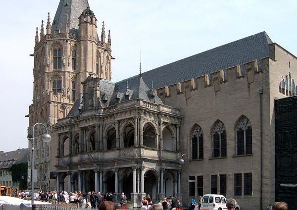 Rathaus Koeln
