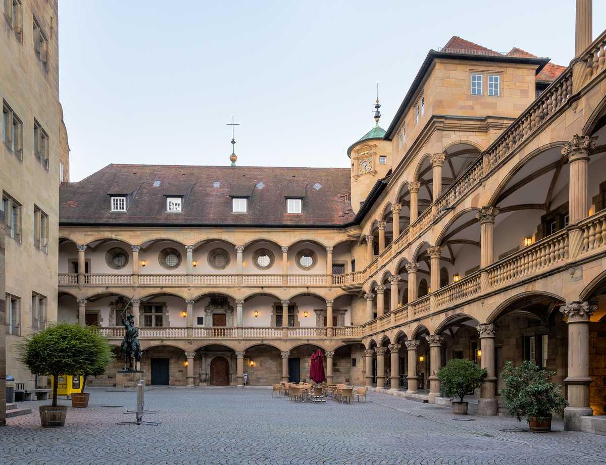 Altes Schloß Stuttgart Alte Kanzlei