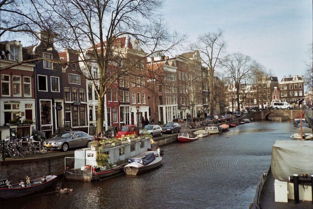 Apiegelgracht in Amsterdam