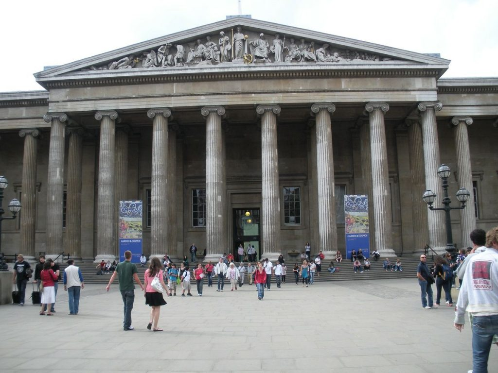 Das British Museumin London