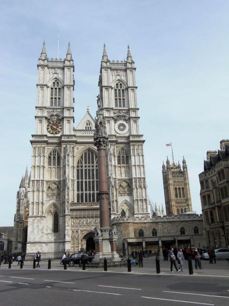Westminster Abbey in London - Grabstätte vieler Könige