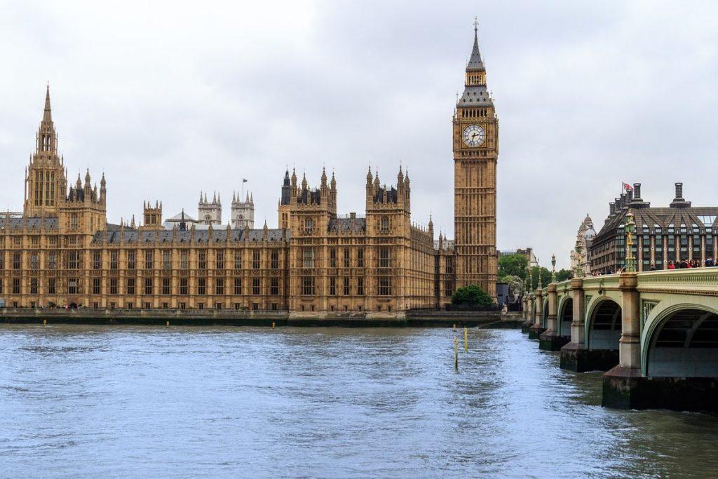 Westminster Palace mit Big Ben