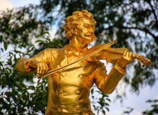 Alles Walzer: Der goldene Geiger in Wien