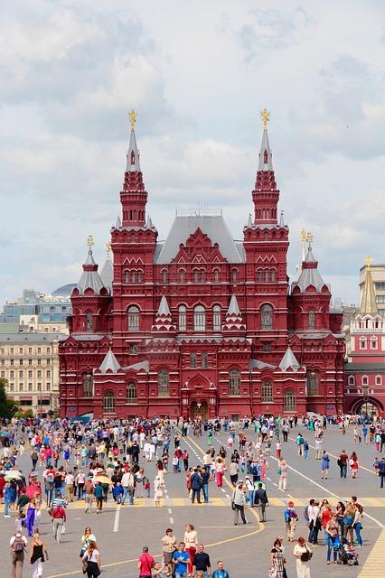 Roter Platz Moskau