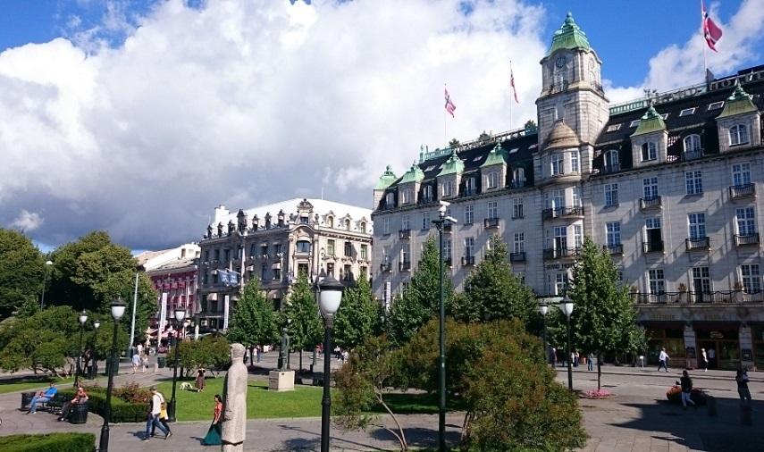 Grand Hotel in Oslo