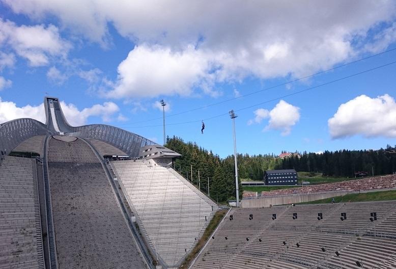 Holmenkollbakken ski jump