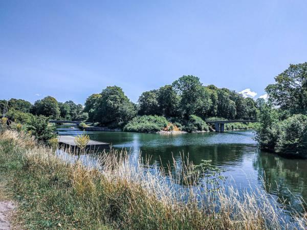 Der Kungsparken in Malmö