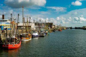 Hafen von Cuxhaven